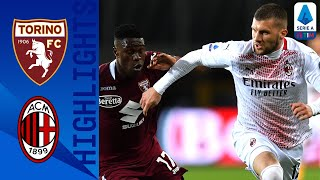 Torino 0-7 Milan | Milan thumps Torino 7-0! | Serie A TIM