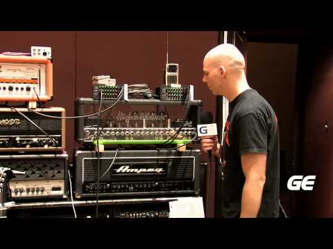 Stone Sour's Studio Gear for Audio Secrecy - Josh Rand