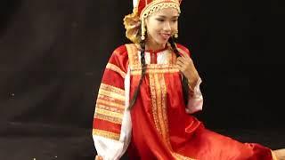 Trang phục truyền thống Nga