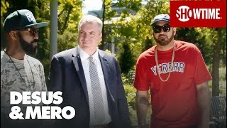 Bill De Blasio: NYC's Most Swaggerless Mayor for President | DESUS & MERO | SHOWTIME