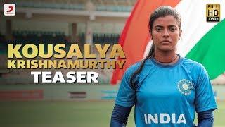 Kousalya Krishnamurthy Official Teaser- Aishwarya Rajesh, ..