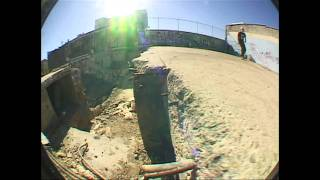 Frontside and Backside flips over a Flat Gap Braille Clip of the week #9