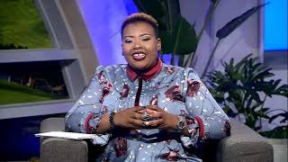 Real Talk With Anele S4 E130 Shekhinah & Stephen Grootes