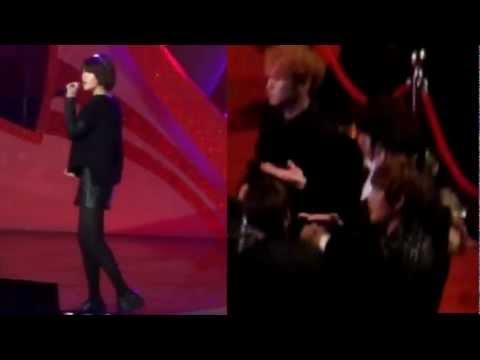 |MinSul moment| at Korean Popular Culture and Art Awards