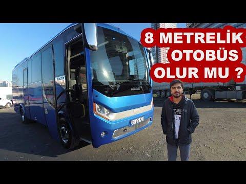 Sultan Mega: Büyük Otobüs'ün Yarımı ! - Perona Girer mi ?