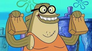 Bubble Bass Got His Very Own Spongebob Episode