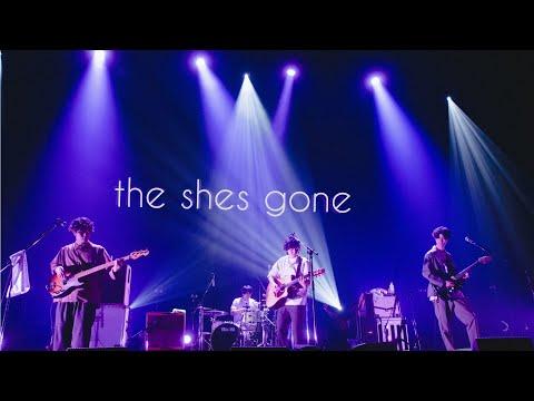 the shes gone「ラベンダー」(2021.4.25「シズゴの日」中野サンプラザホール)