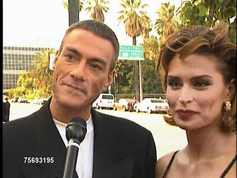 Jean Claude Van Damme Son Kris Jean Claude Van Damme at The