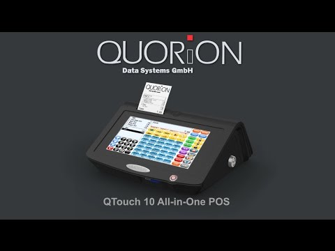 All-in-One POS System | QTouch 10