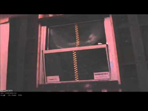 Blast Resistant Window Test - Test 11 - LP 225 SH