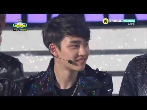 EXO-K D.O voice imitation cut