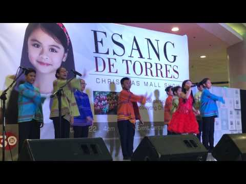 SM Christmas Jingle By Esang De Torres & Mandaluyong Children's Choir