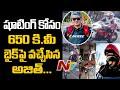 Hero Ajith travels 650 km on bike from Hyd to Chennai