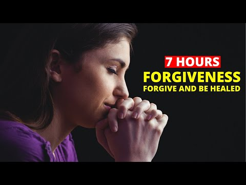 ENCOURAGING BIBLE VERSES ON FORGIVENESS | BE FORGIVEN | BE HEALED