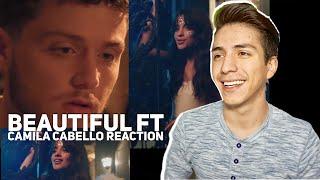 Bazzi feat Camila Cabello- Beautiful (Music Video)  E2 Reacts
