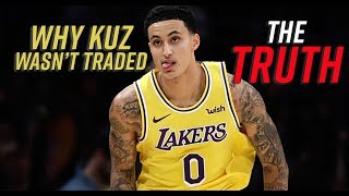 The TRUTH Behind Why Kyle Kuzma WASN'T Traded To The Pelicans