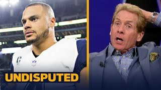 James Harrison joins Skip and Shannon to talk Cowboys' Week 7 controversial loss | NFL | UNDISPUTED