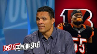Vontaze Burfict's hit on Anthony Sherman was dirty - Tony Gonzalez explains why | SPEAK FOR YOURSELF