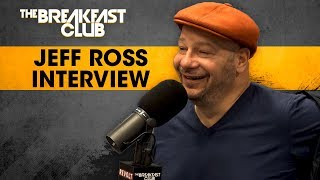 Jeff Ross Roasts The Breakfast Club, Talks Freedom Of Speech, Mo'Nique, Donald Trump + More