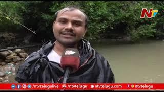 Beautiful hidden waterfalls discovered in Srikakulam Distr..