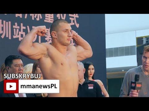M-1 Challenge zainteresowane Rafałem Kijańczukiem na dłużej po debiucie w Chinach