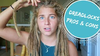 Pros & Cons Of Dreadlocks