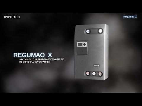 Frischwasserstation Regumaq XZ-30