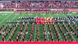 'Pitt State Marching Band - Oct. 5th, 2013 (Mass Band)