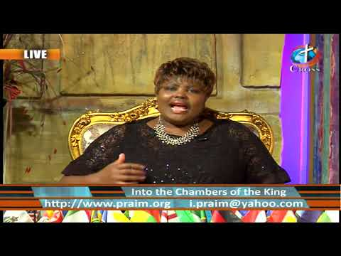 Apostle Purity Munyi Into The Chambers Of The King 12-04-2020