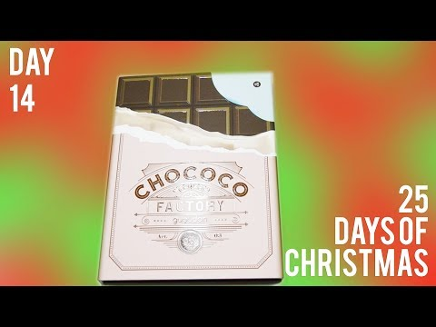 Gugudan Chococo Factory (Chococo) Unboxing