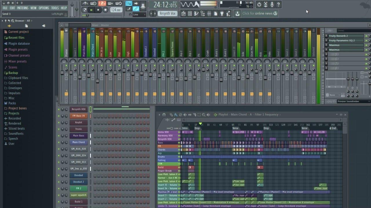torrent fl studio