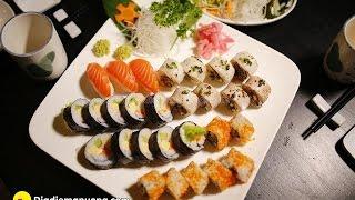 Sushi - Diadiemanuong.com | Địa điểm ăn uống