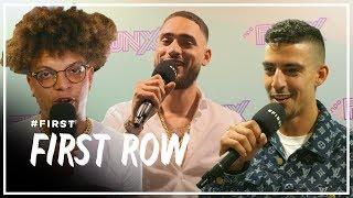 'Ik gun het Boef NIET' FunX Music Awards 2018 #FIRST ROW