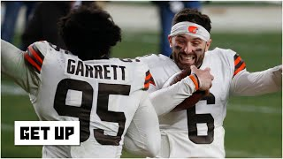 Will Baker Mayfield and the Browns make the playoffs next season? | Get Up