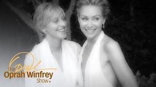 Ellen DeGeneres on Her Wife Portia de Rossi's Painful Past | The Oprah Winfrey Show | OWN