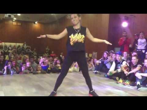 Dasha Dee vs Mary / Dancehall battle / Funky style stars 7