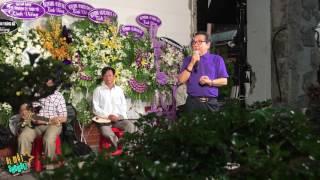 [8VBIZ] - Nghệ sĩ Kiều Mai Lý, Thanh Tuấn hát tiễn đưa NSƯT Thanh Sang