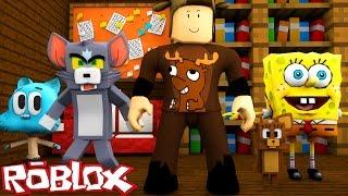Roblox Adventures / Cartoon Tycoon 2! / SPONGEBOB, TEEN TITANS, ADVENTURE TIME, GUMBALL, & MORE!