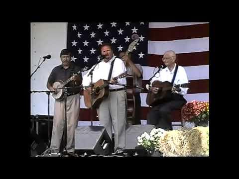 Alburg Bluegrass Festival  8-15-04