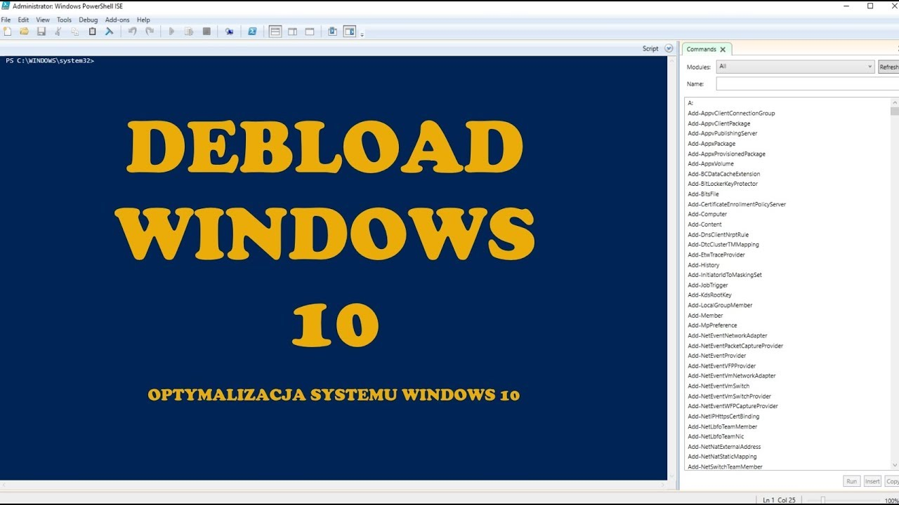 how+to+debloat+window+10