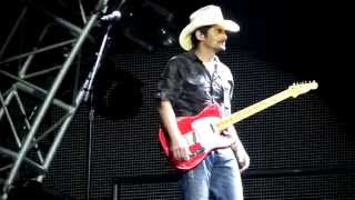 "Brad Paisley 5-16-14 ""Hot For Teacher/ I'm Gonna Miss Her""  Camden,NJ"