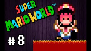 Super Mario World Episode 8 Fun Times in The Chocolate Fortress