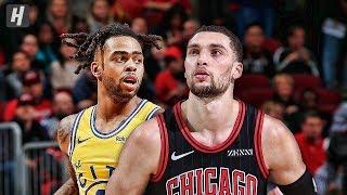 Golden State Warriors vs Chicago Bulls - Full Game Highlights   December 6   2019-20 NBA Season