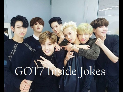 GOT7- Inside Jokes #1/3 (and then... eat, wang gae park gae, oh my stress, ...)