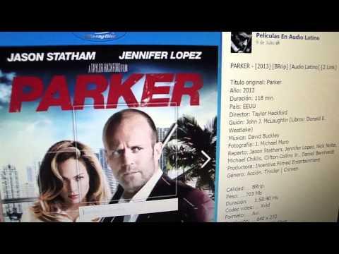 Baixar PARKER / Parker - [2013] [Audio Latino] [BRrip] [2 Link]