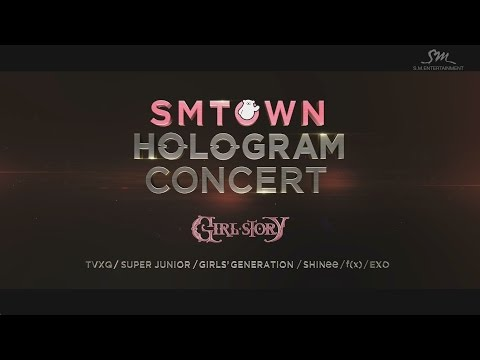 "TICKET OPEN : HOLOGRAM CONCERT ""GIRL STORY"" Trailer 30 Sec ver."