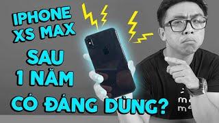 #TechVlog | Cảm nhận về iPhone Xs Max sau gần 1 năm: có thực sự đáng đầu tư hơn 30 củ? | Tân 1 Cú