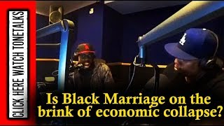 Is Black Marriage on the brink of economic collapse?