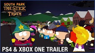 South Park: The Stick of Truth available for purchase on PS4 and Xbox One