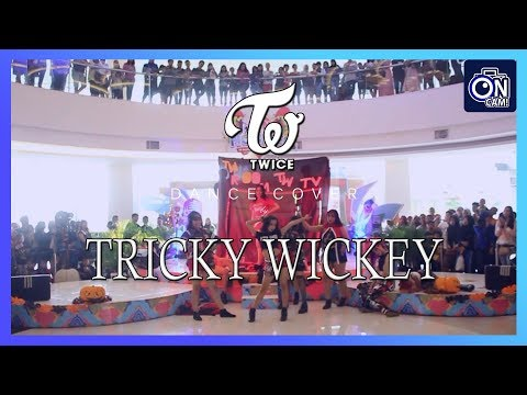 [HD] 161030 TWICE_TT + LIKE OOH AHH by TRICKY WICKEY